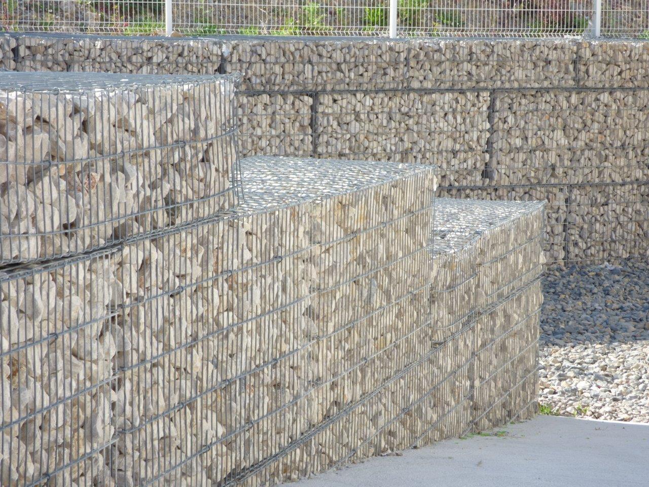 training centre Baillargues SETP 2016 stonebox gard limestone